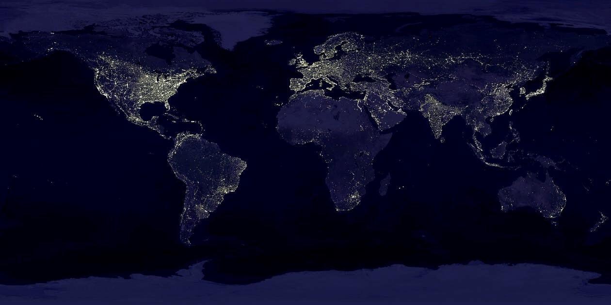 Top territories tiktok